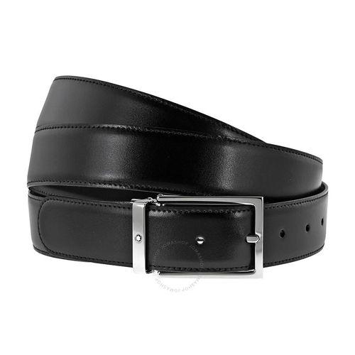Thắt Lưng Montblanc Reversible Black/Brown Leather Belt