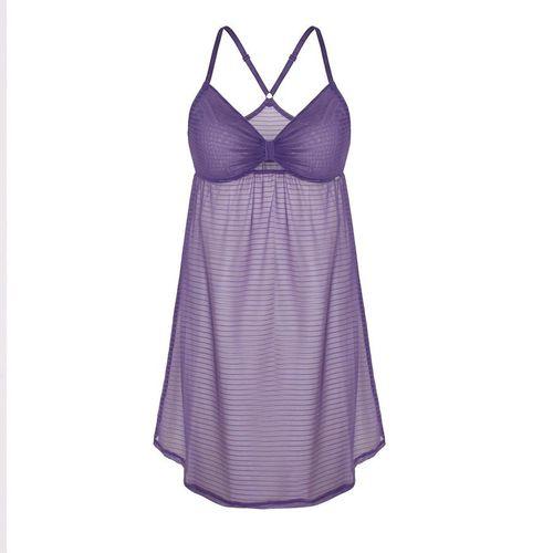 Đầm Ngủ Corele V. - Nuisette N021A Tím S