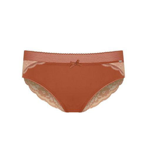 Quần Lót Corele V. Lưng Thấp - Bikini - 0123A Cam Đất S