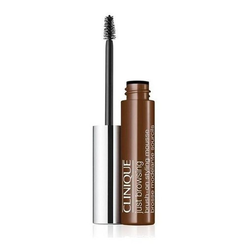 Mascara Chân Mày Clinique Just Browsing Brush-On Styling Mousse #Deep Brown
