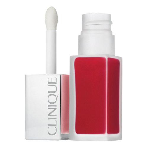 Son Kem Clinique Pop Liquid Matte Lip #Flame Pop 6ml