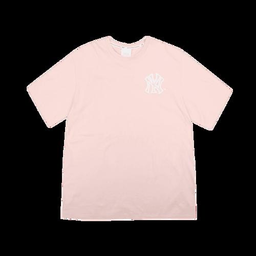 Áo Phông New York Yankees MLB Like Short Sleeve T - Shirt Hồng