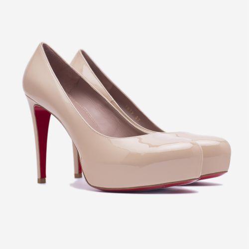 Giày Cao Gót Giovanni DM010-BE Màu Be Size 35