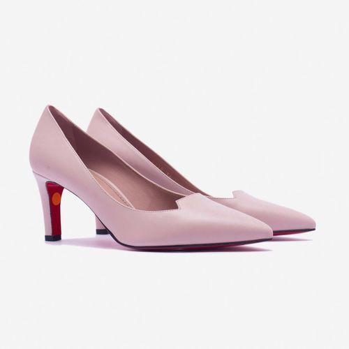 Giày Cao Gót Giovanni DM014-BE Màu Be Size 37.5