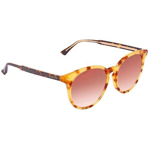 Kính Mát Gucci Orange Gradient Ladies Sunglasses GG0195SK00355