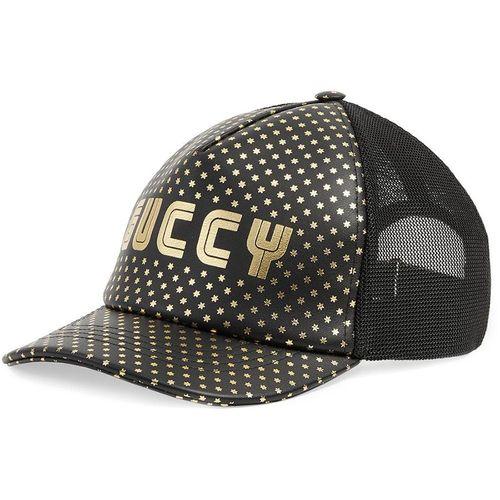 Mũ Gucci Guccy Polka Dot Hat Màu Đen