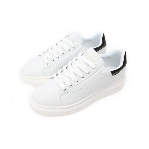 Giày Thể Thao Domba High Point White/Black H-9111 Size 37