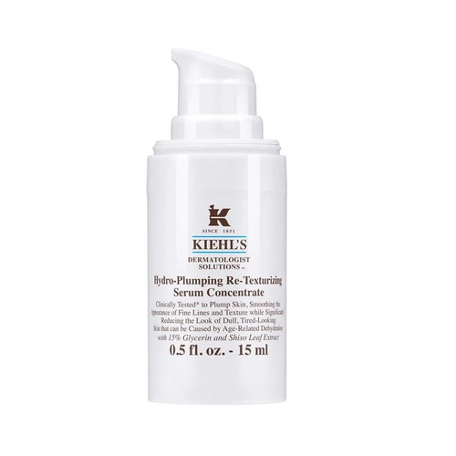 Serum Dưỡng Ẩm Kiehl's Hydro-Plumping Re-Texturizing Serum Concentrate 15ml