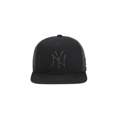 Mũ MLB Chunky Mesh Cap New York Yankees Màu Đen
