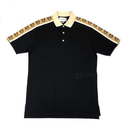 Áo Polo Gucci Ss2020 Màu Đen Size M