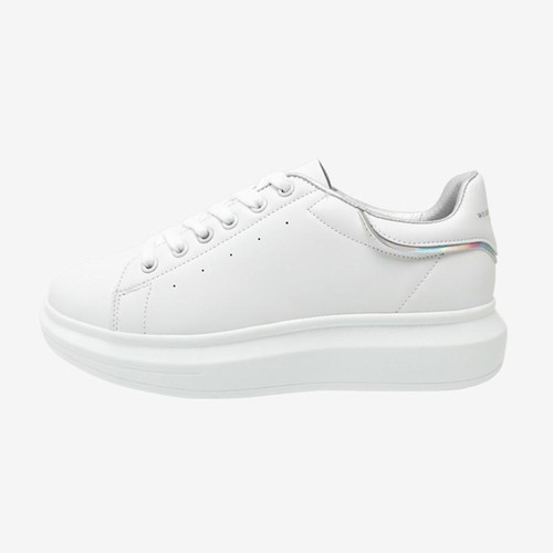 Giày Domba High Point Ps White/Prism H-9015 Màu Trắng Size 37