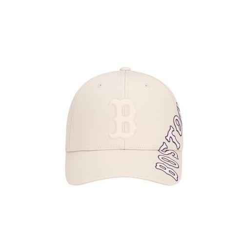 Mũ MLB Chunky Adjustable Cap Boston Red Sox Màu Hồng