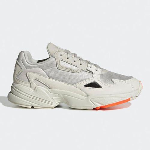 Giày Thể Thao Adidas Falcon Cream Orange Màu Xám Trắng EE5118 Size 37 1/3