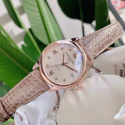 Đồng Hồ Frederique Constant Automatic Diamond Watch 303LGD3B4 Cho Nam