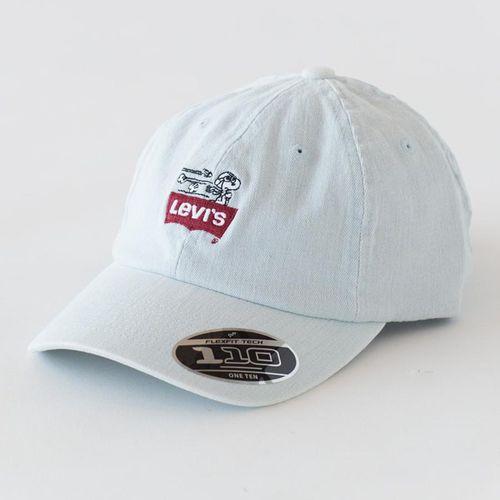 Mũ Levi's Peanuts Flexfit Cap Màu Trắng