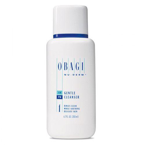 Sữa Rửa Mặt Cho Da Khô Obagi Nuderm Gentle Cleanser #1 200ml