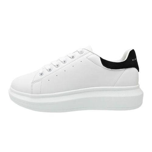 Giày Domba High Point Sp (White/Black) H-9011 Màu Đen Trắng Size 37