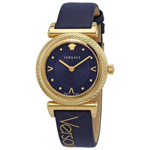 Đồng Hồ Versace V-Motif BlueGold - VERE00218