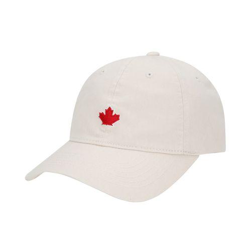Mũ MLB Maple Ball Cap Toronto 32CAZ011-54P Màu Trắng Đục