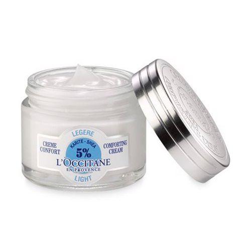Kem Dưỡng L'Occitane Shea Light Comforting Cream 50ml