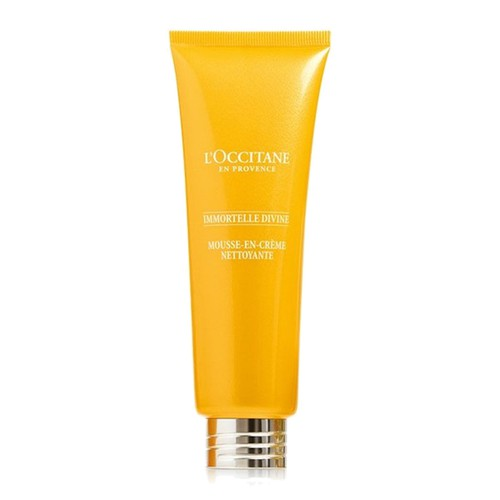Sữa Rửa Mặt L'Occitane Immortelle Divine Cleansing Foam 125ml