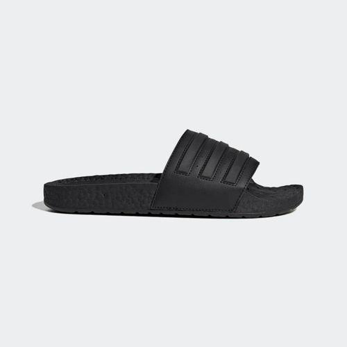 Dép Quai Ngang Adidas Adilette Boost All Black EH2256 Màu Đen Size 7US