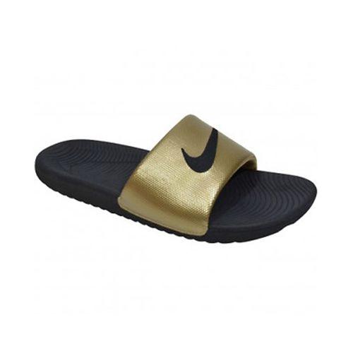 Dép Nike Kawa Slide Gold Màu Vàng Size 41