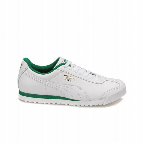 Giày Thể Thao Puma Roma Classic (Trắng) Size 40
