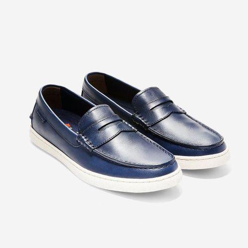 Giày Lười Cole Haan Nantucket Loafer II C27788-405 (Navy) Size 40