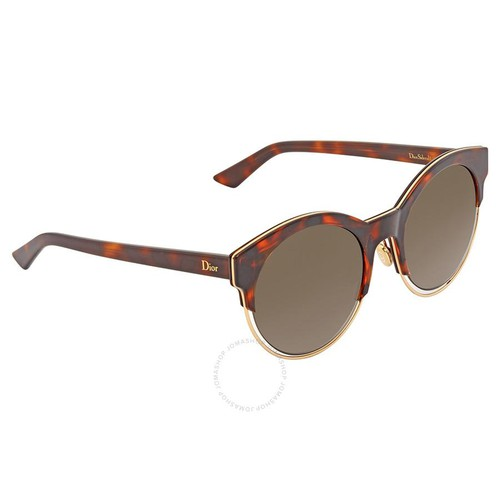 Kính Mát Dior Brown Gradient Cat Eye Sunglasses DIOR SIDERAL/1S