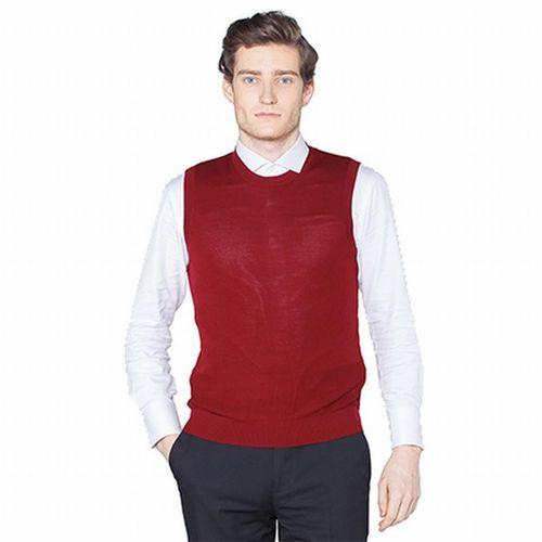 Áo Len Nam Giovanni MA008-RE Màu Đỏ Size 50