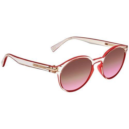 Kính Mát Marc Jacobs Brown Pink Gradient Round Unisex Sunglasses MARC224S06OC52