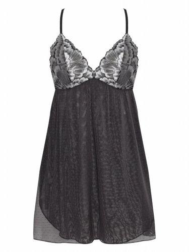 Đầm Ngủ Corele V - Nuisette - N025A Xám Đậm M