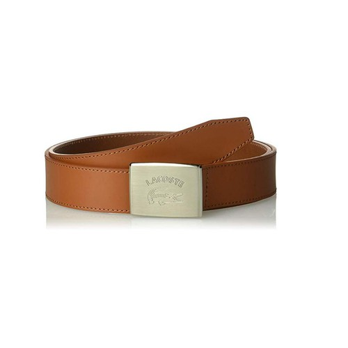 Thắt Lưng Lacoste Men's Retro Big Croc Buckle Belt Belt RC3010-H71