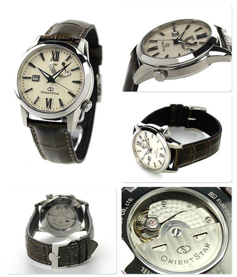 7 chiếc đồng hồ Orient Watch dây da Nam chính hãng Nhật, 100m giảm giá tới 20% 11