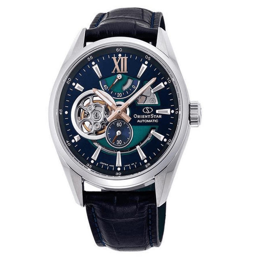 7 chiếc đồng hồ Orient Watch dây da Nam chính hãng Nhật, 100m giảm giá tới 20% 5