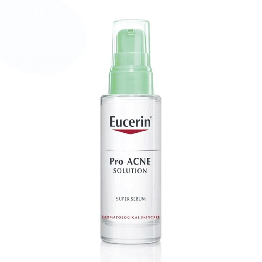 Mua Serum Hỗ Trợ Giảm Mụn Eucerin ProAcne Solution Super Serum 30ml -  Eucerin - Mua tại Vua Hàng Hiệu h027686
