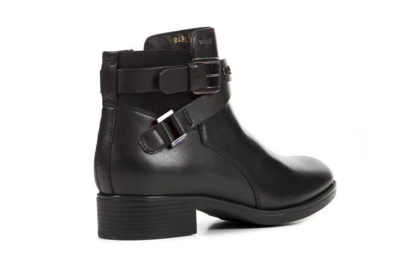 Mua Boots Nữ Geox D Felicity NP ABX B Màu Đen Size 35 Geox Mua tại Vua Hàng Hiệu 8058279486270