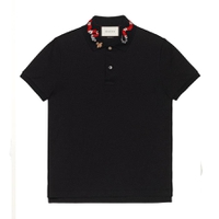 ao-gucci-cotton-polo-with-kingsnake-embroidery-black