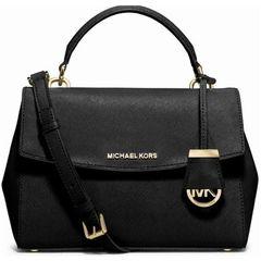 Túi Michael Kors Ava Màu Black Size Mini
