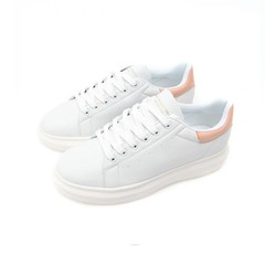 Giày Domba High Point White/Pink H-9114 Size 35