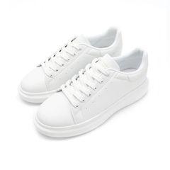 Giày Domba High Point White/White H-9115 Size 38