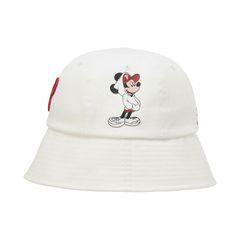 Mũ MLB X Disney Dome Hat Philadelphia Phillies Màu Trắng Size 57H
