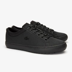 Giày Thể Thao Lacoste Straightset Insulate 319 (Đen) Size 41