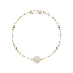 Vòng Đeo Tay Swarovski White Remix Collection Love Bracelet