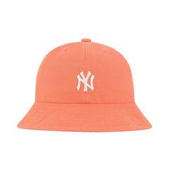 Mũ MLB Rookie Dome Hat New York Yankees 32CPHD011-50F Màu Cam