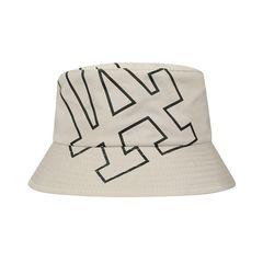 Mũ MLB Across Logo Fisherman's Hat Los Angeles Dodgers 32CPHN011-07B
