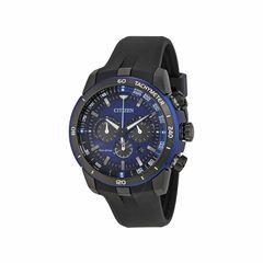 Đồng Hồ Citizen Ecosphere Eco-Drive Chronograph Men's Watch CA4155-12L