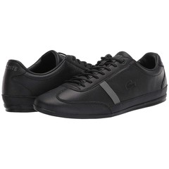 Giày Thể Thao Lacoste Misano 120 Màu Đen Size 39.5