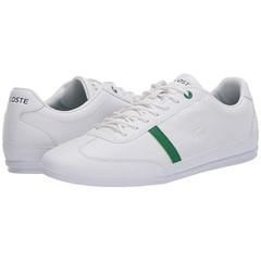 Giày Thể Thao Lacoste Misano 120 Màu Trắng Size 39.5